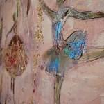 danseuses en tableau relief