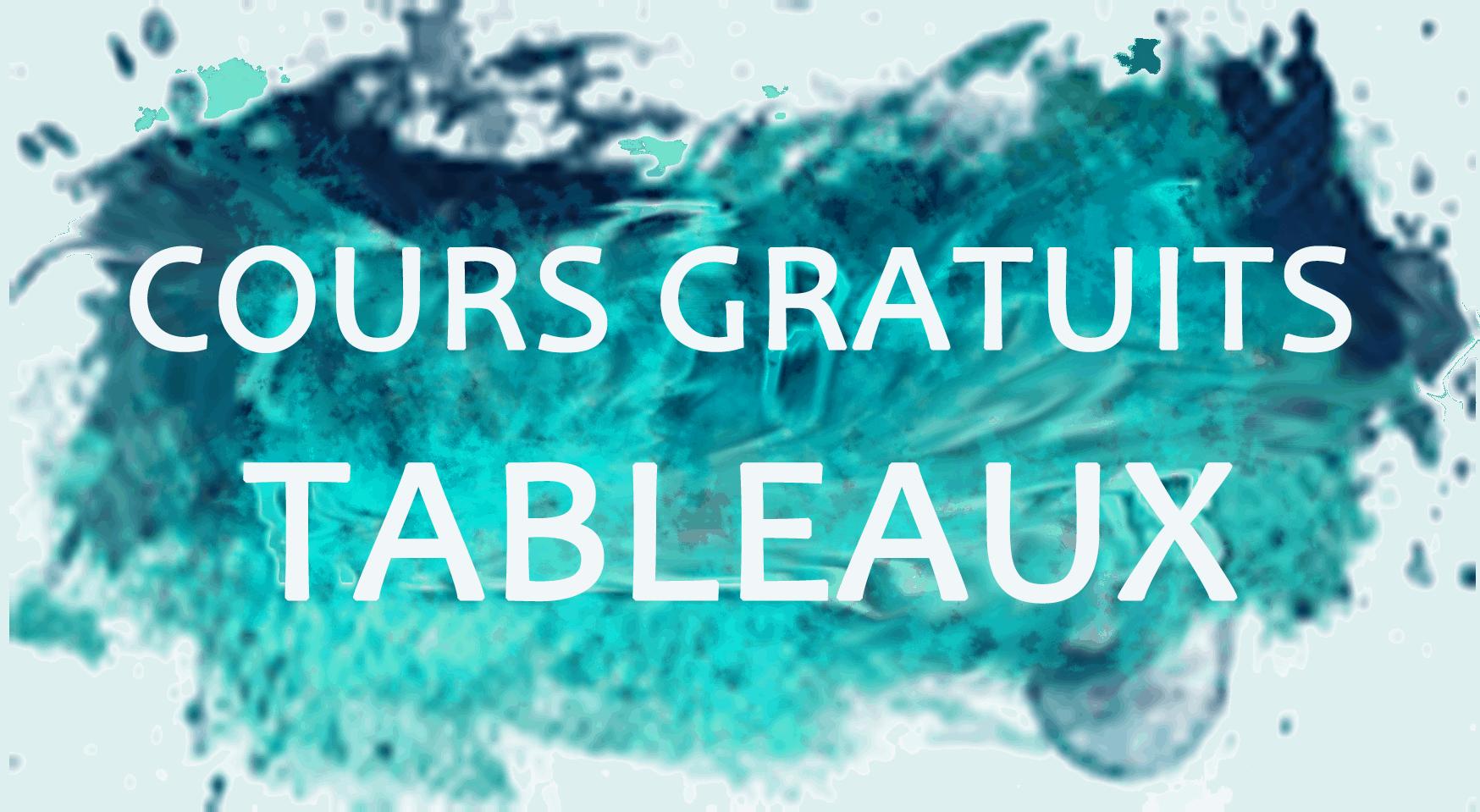 COURS_GRATUIT_TABLEAUX