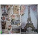 Feuille cm 48x33 - Paris